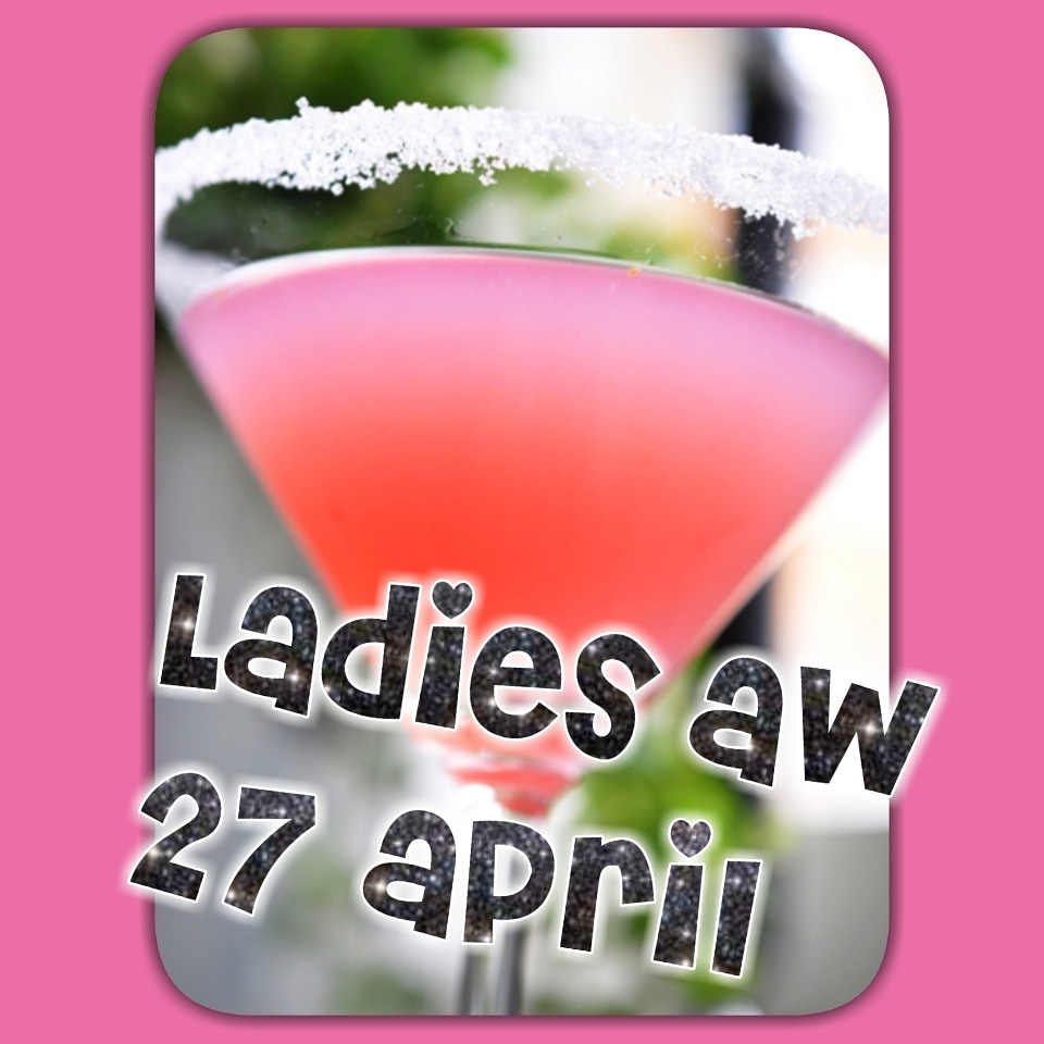 Ladies After Work 27 april